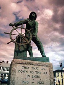 Fishermen's Memorial, photo courtesy of Annie Harris, Essex National Heritage Area