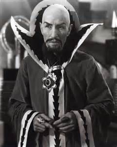 Ming The Merciless (Charles Middleton) Universal Pictures