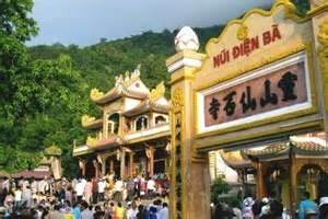 Nui Ba Den Park, 2015: talkvietnam.com