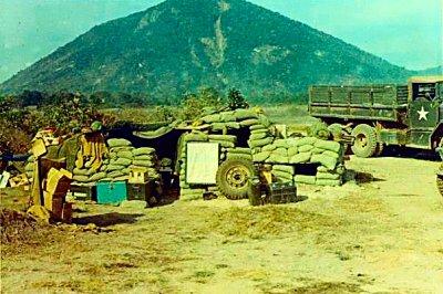 Soui Da camp in 1960s by Bruce Hanson