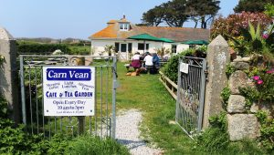 Carn Vean Tea Garden, St. MAry's, Carn Vean, St. Mary's, Scilly