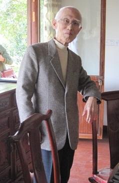 Poet Yu Kwang-chung