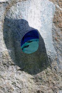 Lewis Hick's Memorial Stone